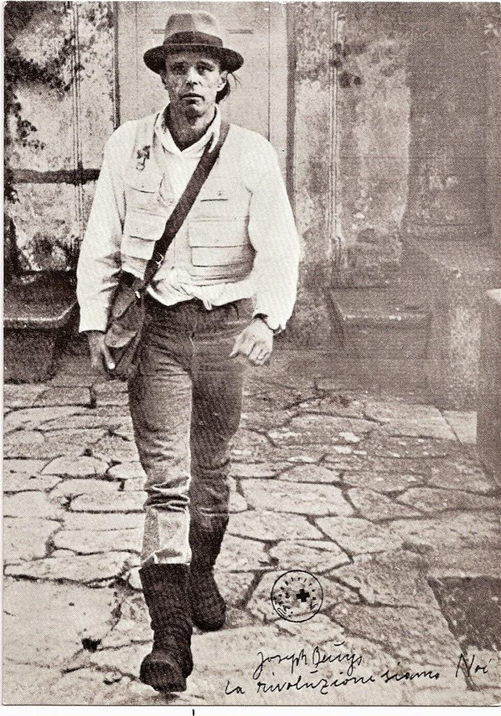 Beuys, La rivoluzzione